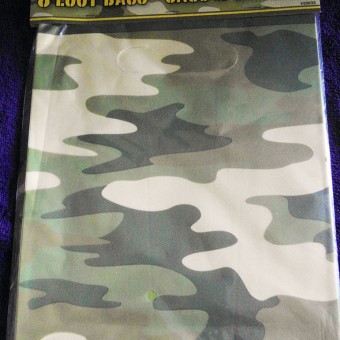 army party bags