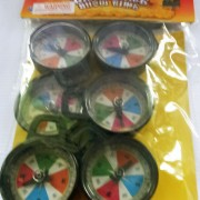 compass party favours, boys pirate explorer birthday novelties