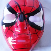 spiderman mask, childrens super hero costume