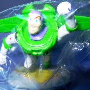 buzz lightyear, space toy story cake topper