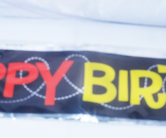 pirate party decorations, fun boys happy birthday banner